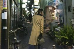 Dans l'arrondissement de Shinjuku, où se trouve Nichome, le quartier gay et lesbien, de Tokyo, le 20 janvier 2016.
