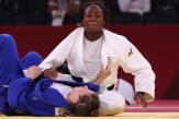 JO de Tokyo2021: la revanche dorée de Clarisse Agbegnenou