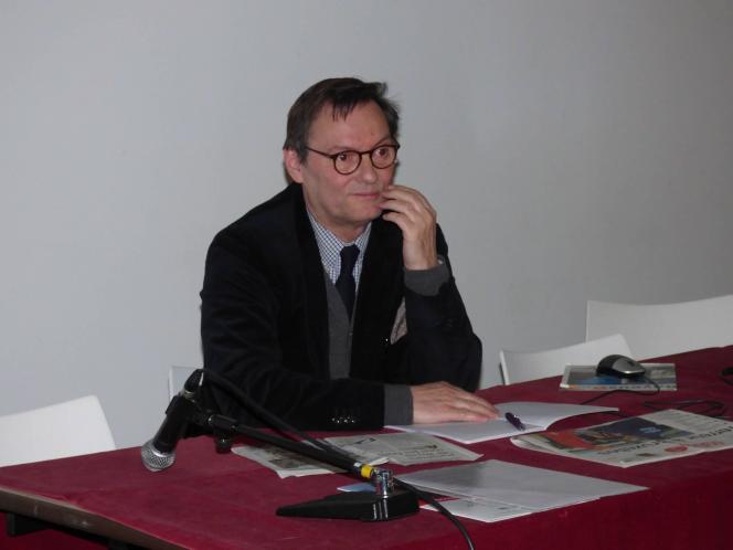 Bernard Lebrun, en 2016.