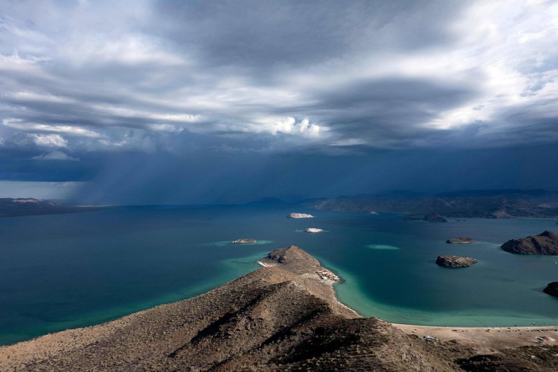 Le golfe de Californie et ses îles, au Mexique, font leur entrée cette année sur la liste du Patrimoine mondial de l'Unesco.