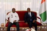 « Comment vas-tu Laurent ? Content de te voir » : en Côte d'Ivoire, accolade et sourires entre les anciens rivaux Gbagbo et Ouattara