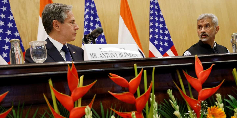 Antony Blinken met l'Inde en garde sur les droits de l'homme