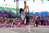 JO de Tokyo 2021: troisième médaille d'or pour la France ; en basket 3x3, les Bleues s'inclinent en demie contre les Etats-Unis
