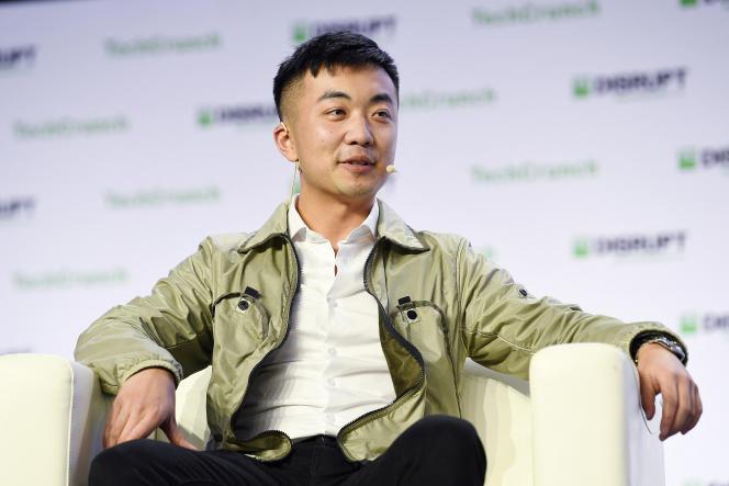 Le confondateur du fabricant de smartphones OnePlus, Carl Pei, à San Francisco, le 4 octobre 2019.