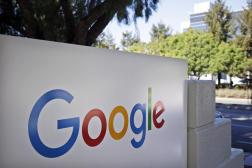 Le siège de Google à Mountain View, en Californie,aux Etats-Unis, le 20 octobre 2015.