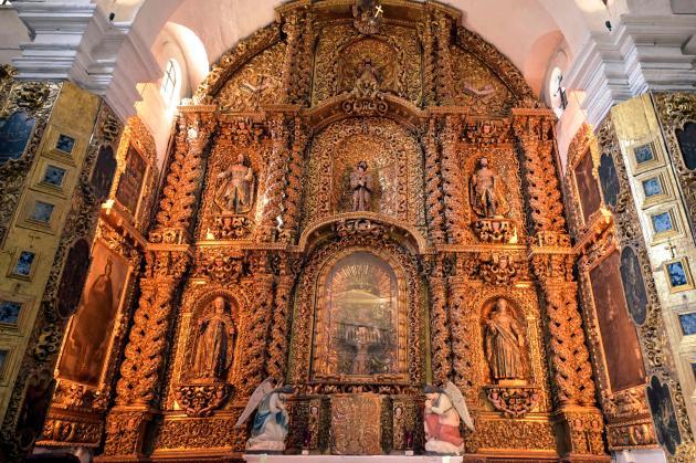 La cathédrale Notre-Dame-de-l'Assomption, à Tlaxcala, au Mexique, a été classée, ainsi que l'ensemble du monastère franciscain qui l'entoure.