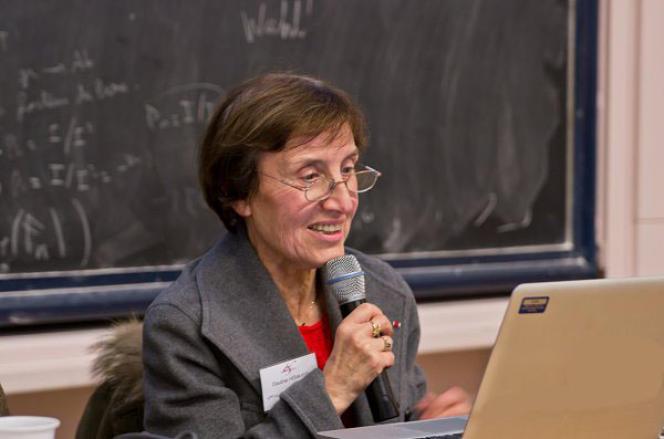La mort de Claudine Hermann, physicienne et cofondatrice de l'association Femmes & Sciences