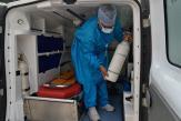 En Algérie, le système de santé est submergé par le variant Delta