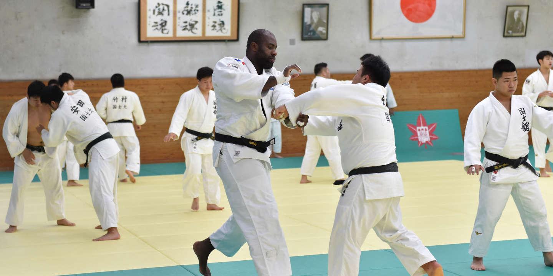 JO de Tokyo 2021 : entre Teddy Riner et le Japon, une longue histoire de révérence