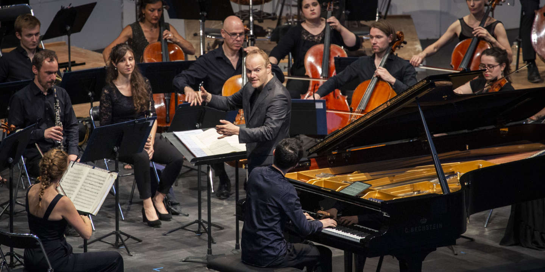 Festival de La Roque d'Anthéron : le choc Lars Vogt, magistral dans Mozart