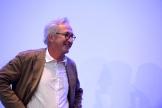 L'ex-PDG de Danone,Franck Riboud, à Paris, le 6 septembre 2016.
