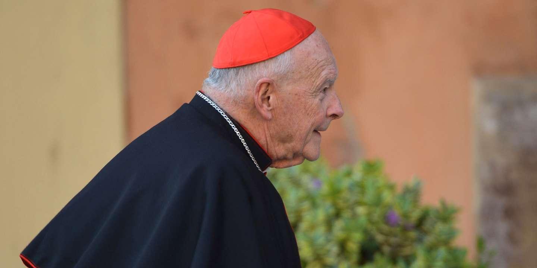 Aux Etats-Unis, un ex-cardinal inculpé pour agression sexuelle sur un adolescent