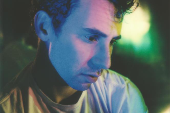 Jack Antonoff,leader du groupe indie rock Bleachers, en 2021.