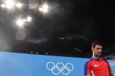 Le Serbe Novak Djokovic éliminé en demi-finales des JO après sa défaite contre Alexander Zverev.