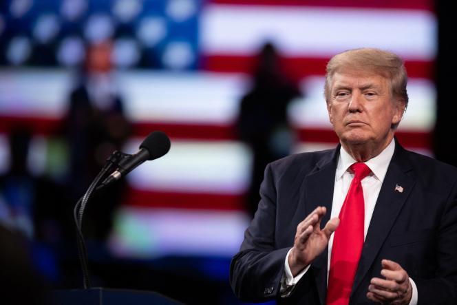 Mantan Presiden Donald Trump selalu menolak untuk mengungkapkan pengembalian pajaknya.