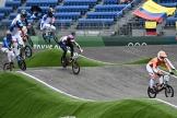Les pilotes de BMX français n'ont rien pu faire en finale olympique, et échouent au pied du podium.