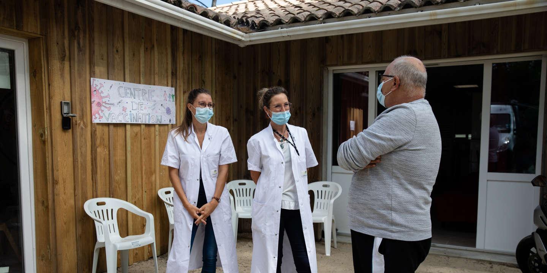 « Les gens sont dilettantes, ils font la fête » : opération vaccination au camping les Flots bleus