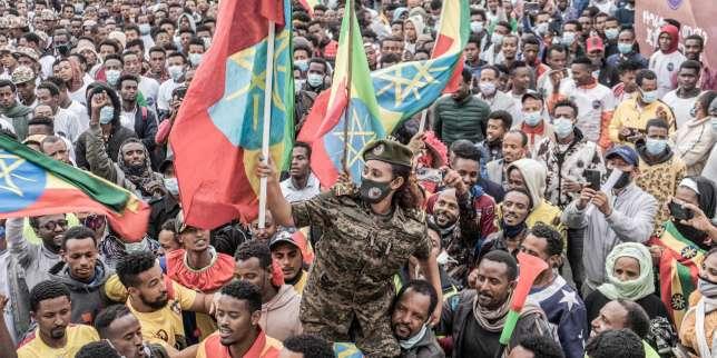 En Ethiopie, la jeunesse est appelée à prendre les armes pour freiner l'avancée des rebelles du Tigré