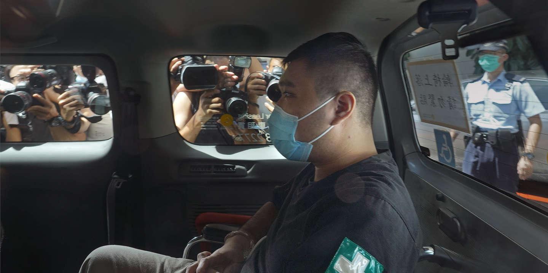 Neuf ans de prison pour le premier Hongkongais condamné en vertu de la loi sur la sécurité nationale