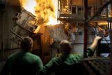 «Cette entreprise, je l'ai dans le corps»: à la Fonderie du Poitou Fonte, la fin d'un monde pour les métallos