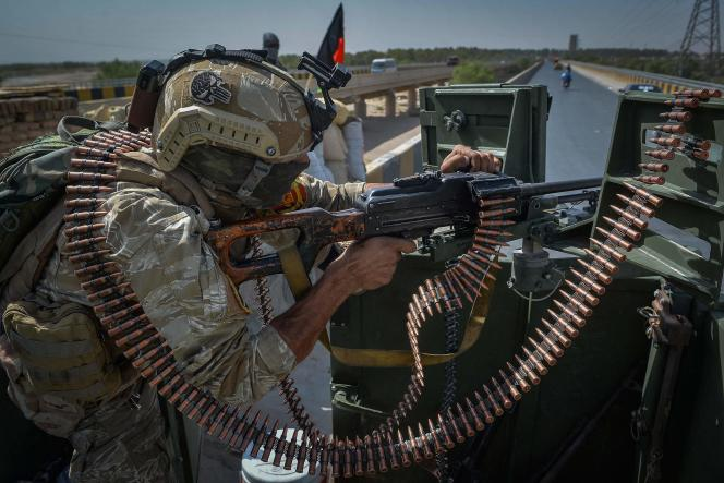 On Saturday, clashes took place on the outskirts of the town of Herat.