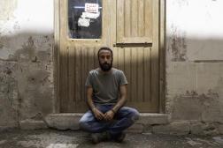 Hamdi Chaari, ouvrier, jeune entrepreneur et activiste dans la société civile à Sfax, en Tunisie, le 29 juillet 2021.