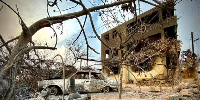 Six morts en Turquie dans des incendies d'une ampleur inédite, des habitants et des touristes évacués