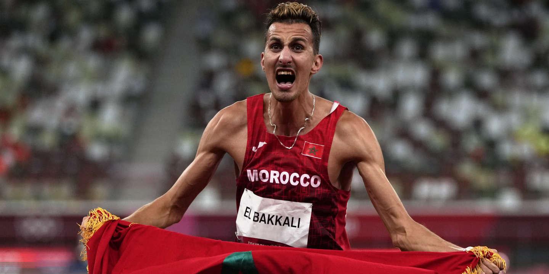 JO de Tokyo : le Marocain Soufiane El-Bakkali met fin à trente-sept ans de domination kényane sur le 3 000 m steeple
