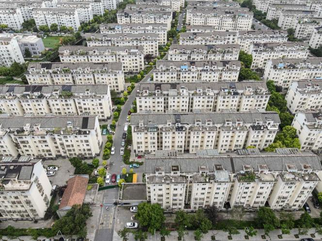 3 de agosto de 2021 na cidade limitada de Yangzhou.