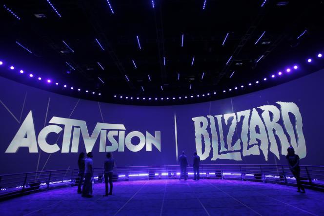 Activision et Blizzard ont fusionné en 2007.