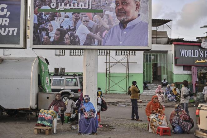 A Djibouti, en avril 2021.