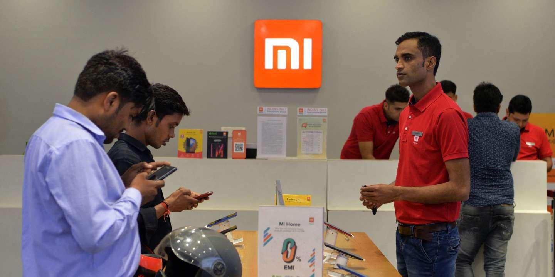 Le chinois Xiaomi bouscule la hiérarchie des fabricants de smartphones