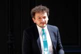 Florian Douetteau, fondateur et directeur général de la start-up Dataiku, à Paris le 15 mai 2019.