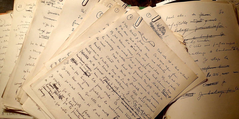 Des milliers de feuillets inédits : les trésors retrouvés de Louis-Ferdinand Céline