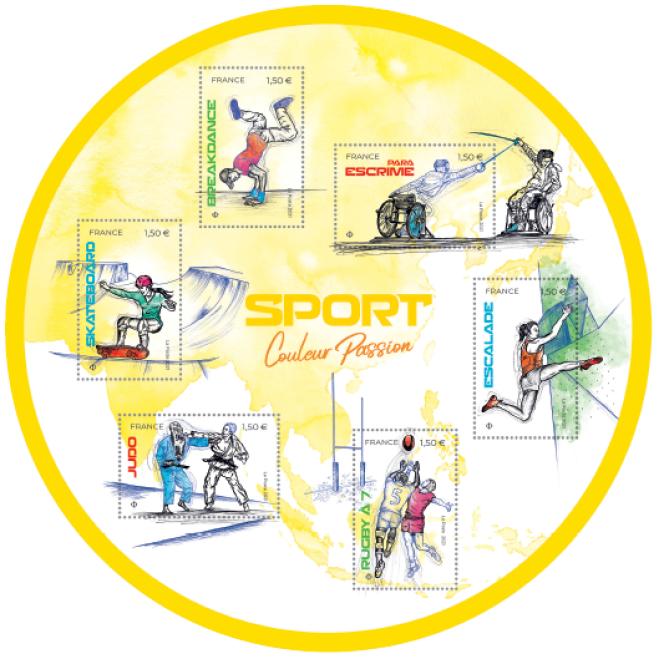 Bloc dessiné par Sandrine Chimbaud (d'après photos © Sport Presse - Mise en page : Agence Absinthe).