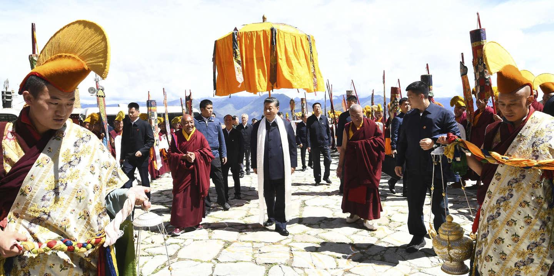 La Chine met la pression sur les monastères tibétains