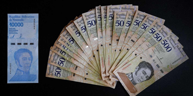 Le Venezuela enlèvera six zéros à sa monnaie pour lutter contre l'hyperinflation - Le Monde