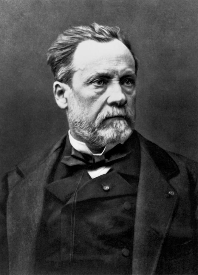 Portrait de Louis Pasteur (1822-1895).