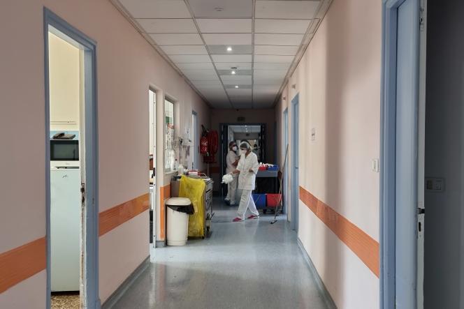 La clinique Saint-Augustin, à Tunis.