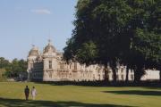 Le château de Chantilly, dans l'Oise, en juillet 2021.