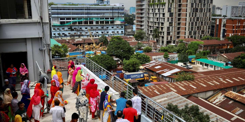 « Au Bangladesh, il existe un facteur de migration important et souvent négligé, celui de la saturation des villes »