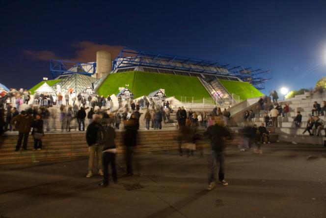 La salle de concert Accor Arena à Paris.
