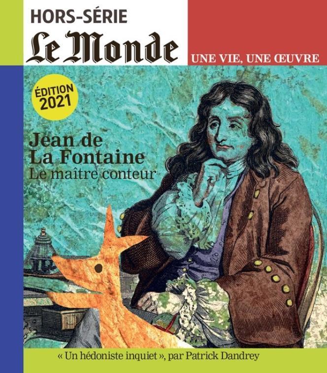 « Jean de La Fontaine. Le maître conteur », hors-série du « Monde » de la collection « Une vie, une œuvre », édition 2021, 124 pages, 8,90 euros, en vente en kiosques et sur Lemonde.fr.