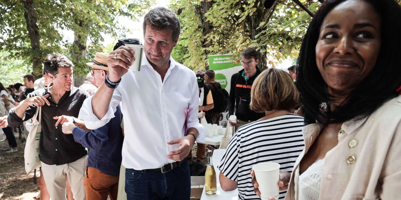 Election présidentielle 2022 : le « pragmatisme » de Yannick Jadot au second tour de la primaire écologiste