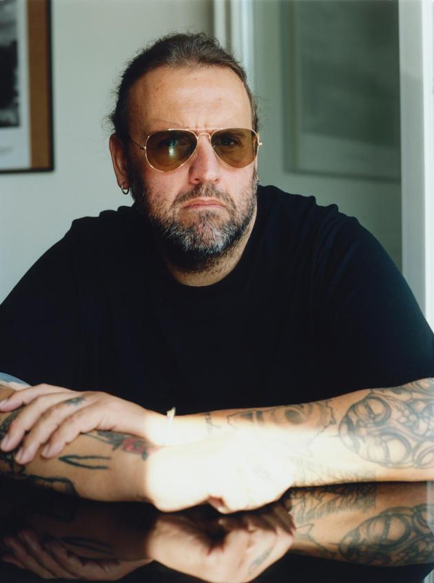 Bruno Poncet, à Asnières, le 11 août 2021.