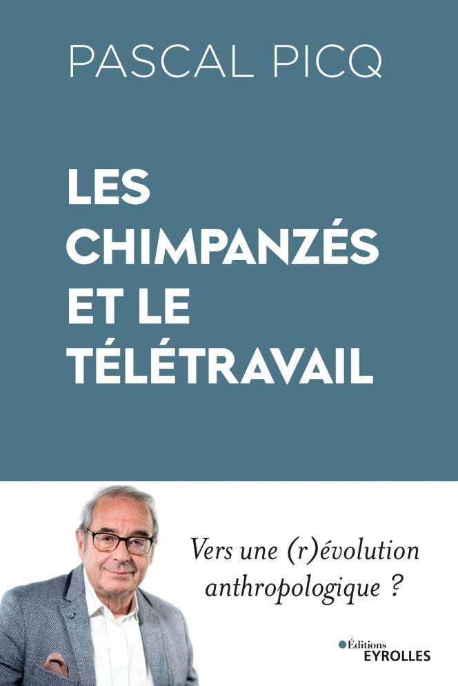 «Les Chimpanzés et le télétravail. Vers une (r)évolution anthropologique», de Pascal Picq. Eyrolles, 256 pages, 18 euros.