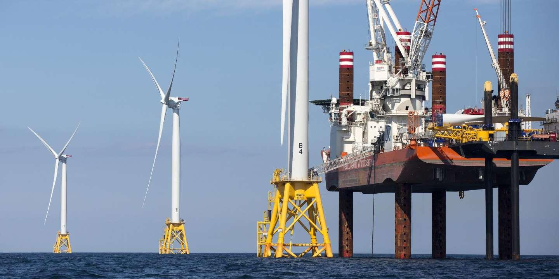 Jean Castex confirme un nouveau projet éolien maritime au large de la Normandie