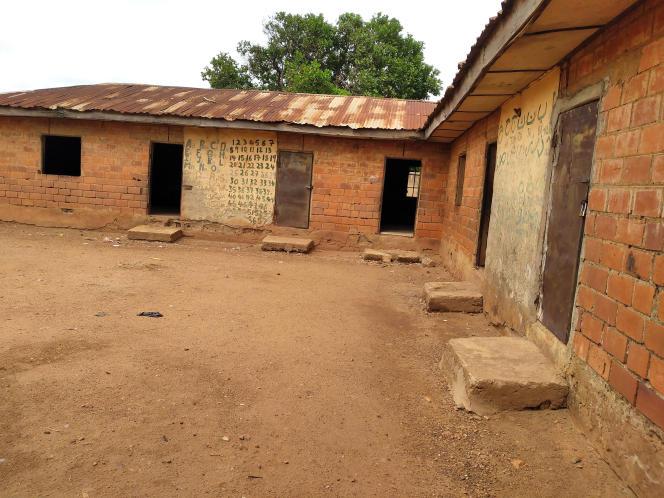 Escuela privada musulmana Salihu Tanko, 1 de junio de 2021, Tegina, Nigeria.