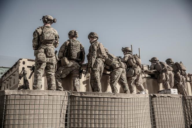 """Afghanistan: la France met """"tout en œuvre pour assurer la sécurité des Français"""", indique l'Elysée Cc3b126_tor511-afghanistan-conflict-0827-11"""