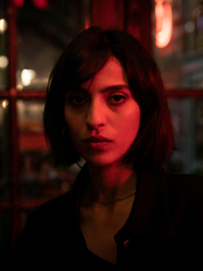 Khawla Ibraheem dans «Laila in Haifa», d'Amos Gitaï.